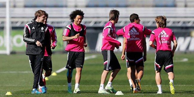 اعلان تشكيلة مباراة ريال مدريد وأتليتيك بلباو اليوم السبت 7-3-2015