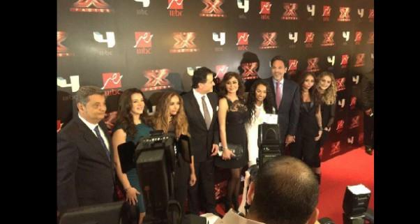 ������ ���� ����� ����� ������ X Factor ����� 11-3-2015
