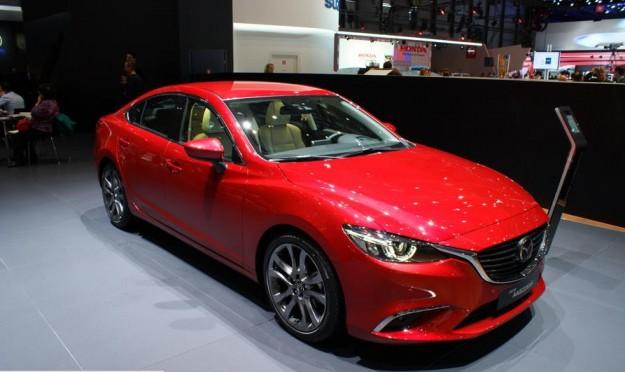 ��� ������� ��� ����� Mazda 6 ����� ����� 2016