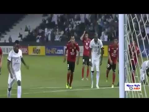 اهداف وملخص مباراة السد القطري ولوكوموتيف الاوزبكي اليوم الثلاثاء 17-3-2015 فيديو يوتيوب