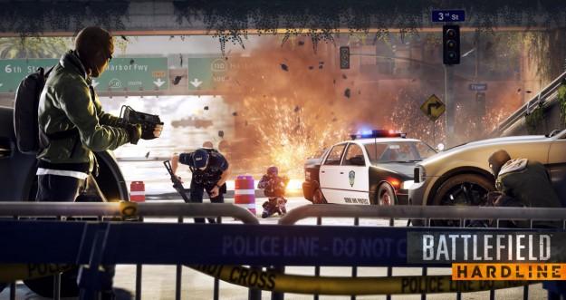 مزايا وقصة لعبة Battlefield Hardline الجديدة 2015