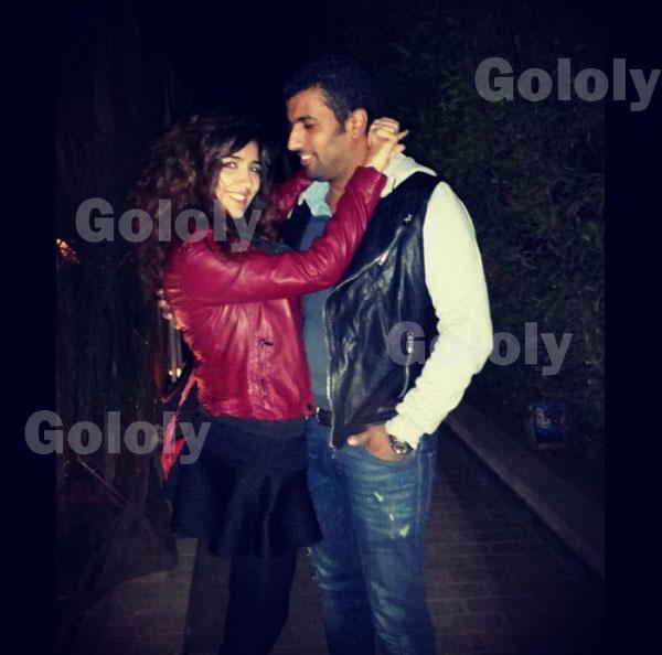 صور مي عمر زوجة المخرج محمد سامي