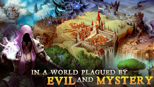مزايا ومتطلبات لعبة Dungeon Hunter
