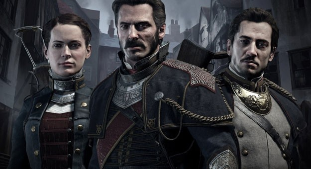 ����� �������� ���� The Order: 1886 ������� 2015