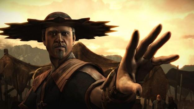 ����� �������� ���� Mortal Kombat 10 ������� 2015