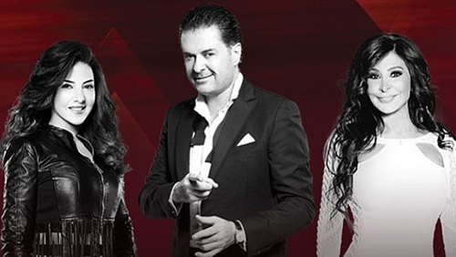 ������ ������ �� ��� ������ The X factor ���� ����� ����� 21-3-2015 ������