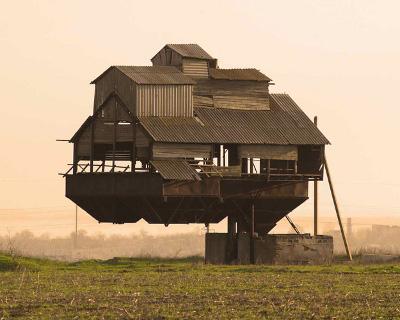 بالصور .. اغرب تصميمات المنازل في العالم 2015