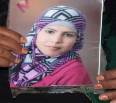 الحكم بالاعدام شنقا على قاتل نور العوضات 2015