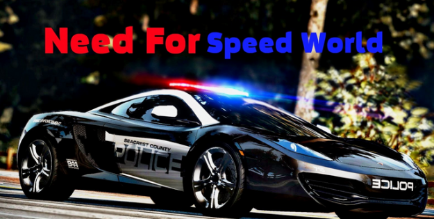 ����� �������� ���� Need for Speed Rivals ������� 2015