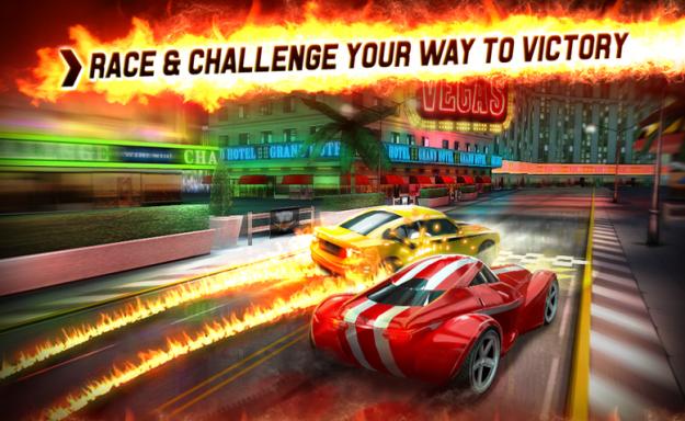����� ���� Hot Rod Racers ������� 2015