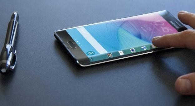 �������� ������ ���� ���� Galaxy S6 Egde