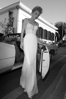 صور فساتين زفاف تصميم Solo Merav صيف 2015 , أجمل فساتين زفاف بلمسة رقيقة وجذابة 2016