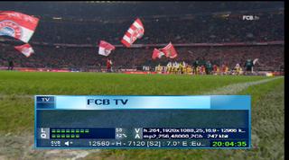 ���� ��� Bayern TV Feed ����� ������� 30-3-2015