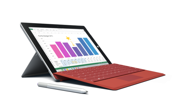 ��� ������� ��� ���� Surface 3 ������ 2015