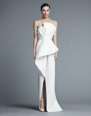 موضة وتصميمات فساتين زفاف 2015 . باقة من أجمل فساتين زفاف 2016