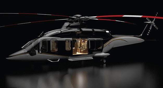 صور ومواصفات طائرة الهليكوبتر Bell 525 الجديدة 2015