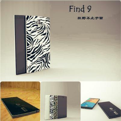 صور مواصفات سعر هاتف اوبو Oppo Find 9 الجديد 2015