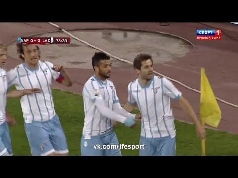 اهداف وملخص مباراة نابولى ولاتسيو اليوم الاربعاء 8-4-2015 فيديو يوتيوب