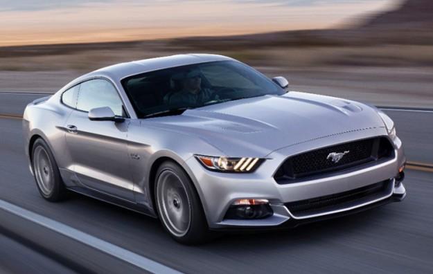 صور مواصفات سعر سيارة فورد موستنج Ford Mustang موديل 2015