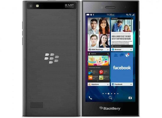 �������� ���� ���� ���� �� ������� ���� BlackBerry Leap ������ 2015