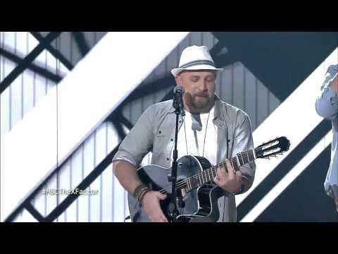 يوتيوب اغنية أنا إسمي حبيبك Guitanai في برنامج ذا اكس فاكتور اليوم السبت 18-4-2015