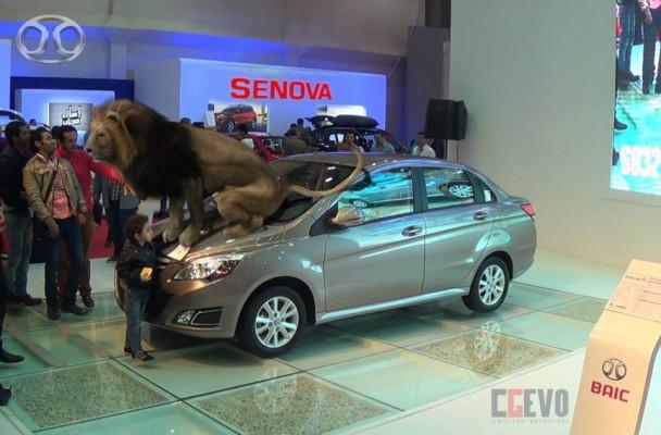 صور مواصفات سعر سيارة بايك سينوفا موديل 2015