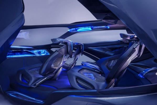 صور مواصفات سيارة شيفروليه Chevrolet FNR الخيالية 2015
