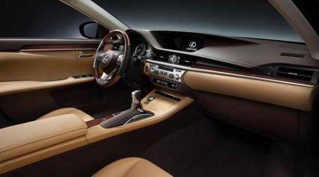 صور مواصفات سعر سيارة لكزس lexus es موديل 2016