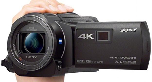 ��� ������� ��� ������ ���� FDR-AXP35 sony ������� 2015