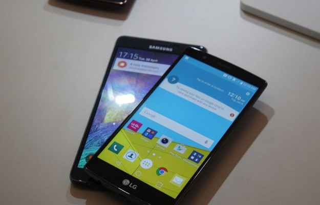 ������ ������ ��� ���� �� �� G4 �������� Note 4