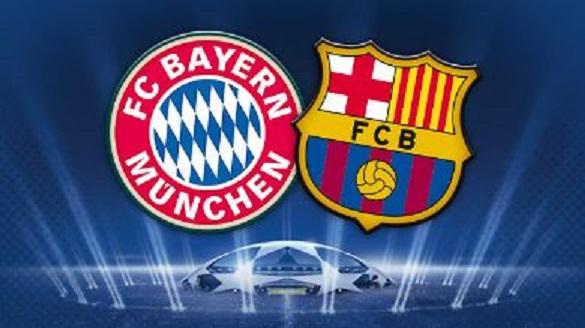 بث مباشر مباراة برشلونة وبايرن ميونخ اليوم الاربعاء 6-5-2015 اون لاين بدون تقطيع