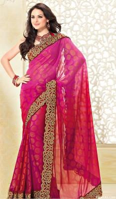صور السارى الهندى للسهرات 2015 , أجمل تصميمات وألوان السارى الهندى 2016