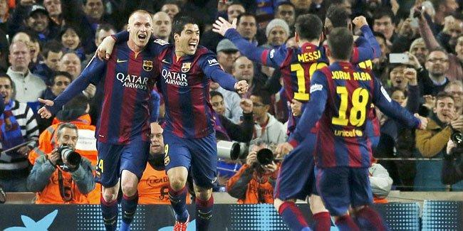 تشكيلة برشلونة مباراة ريال سوسيداد