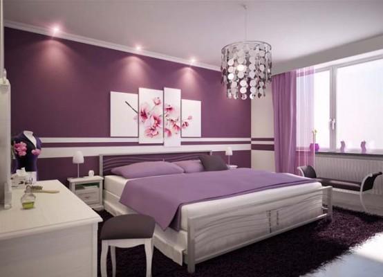 بالصور أحدث تصاميم غرف النوم بألوان عصرية جريئة 2015/2016