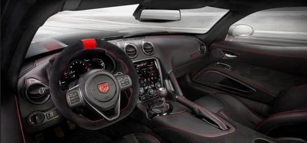 صور ومواصفات وسعر سيارة دودج فايبر موديل 2016  Dodge Viper ACR