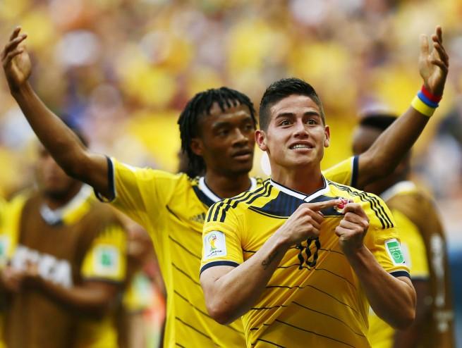 رسميا تشكيلة منتخب كولومبيا في كوبا أمريكا 2015 , بالاسم قائمة المنتخب الكولومبي في كوبا أمريكا 2015