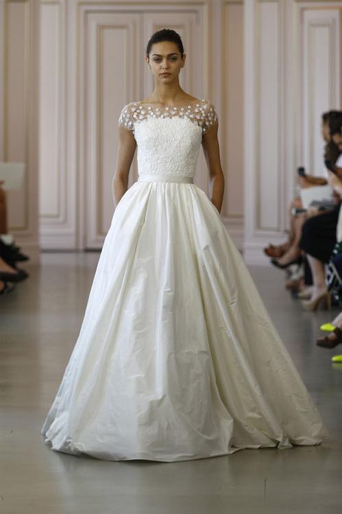 صور فساتين زفاف تصميم بيتر كوبينج موضة 2015/2016