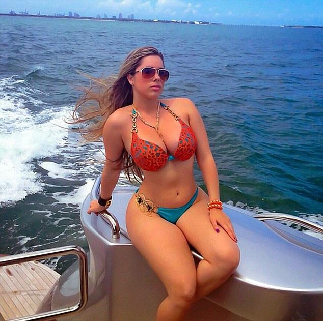 صور كاثي فيريروا وهي عارية 2015 , صور اغراء كاثي فيريروا 2016