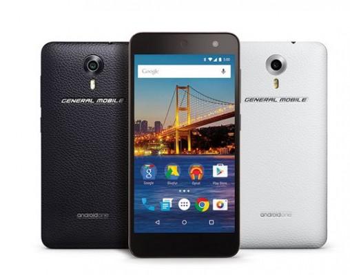 ��� �������� ���� ���� General Mobile 4G ������ 2015