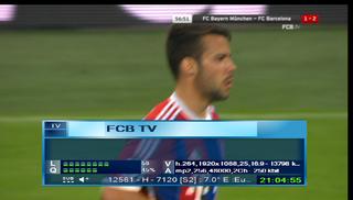���� ��� Bayern TV Feed ����� 14/5/2015