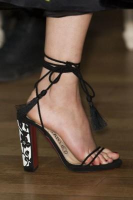 بالصور أجمل وأحدث الأحذية الصيفية 2015