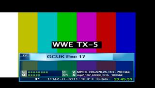 شفرات فيدات WWE Feeds اليوم الاثنين 18/5/2015