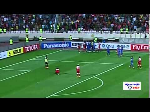 بالفيديو هدف الهلال الملغي في مباراة بيروزي اليوم الثلاثاء 19-5-2015