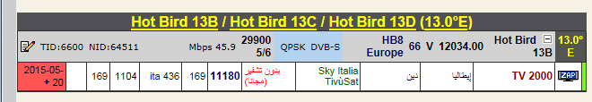���� ���� tv 2000 ����� �������� 20/5/2015