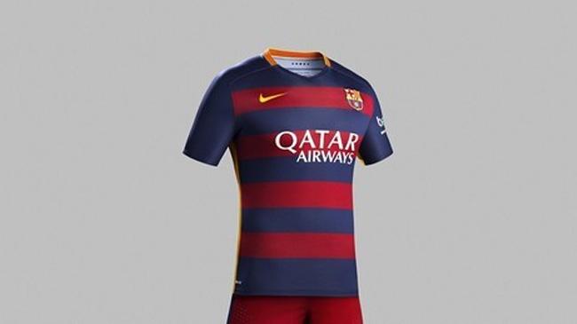 صور قميص برشلونة موسم 2016/2015 ، صور تي شيرت برشلونة موسم 2016