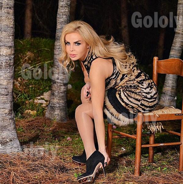صور رولا سعد وهي عارية 2015 , صور اغراء رولا سعد 2016
