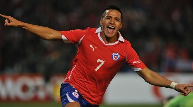 رسميا تشكيلة منتخب تشيلي في كوبا أمريكا 2015 , بالاسم قائمة المنتخب التشيلي في كوبا أمريكا 2015