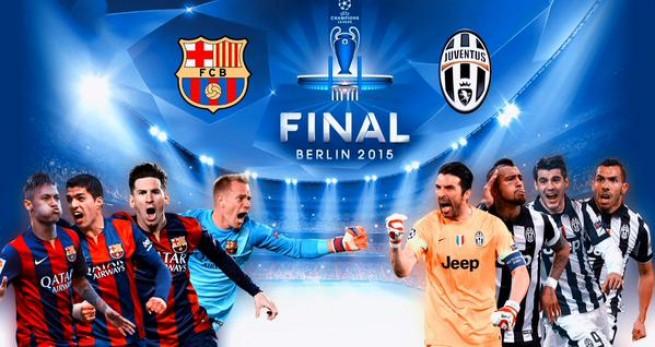 بالاسم تعرف على معلقي مباراة نهائي دوري أبطال أوروبا 2015 على بي ان سبورت