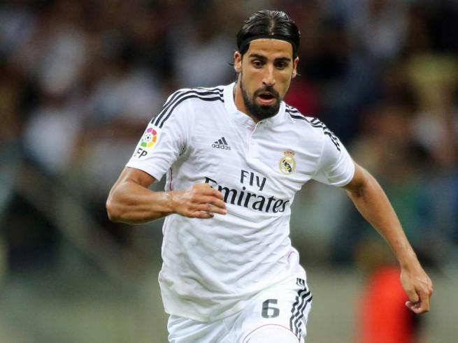 رسميا سامي خضيرة ينضم لصفوف نادي يوفينتوس حتى 2019