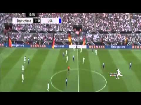 اهداف وملخص مباراة ألمانيا وامريكا